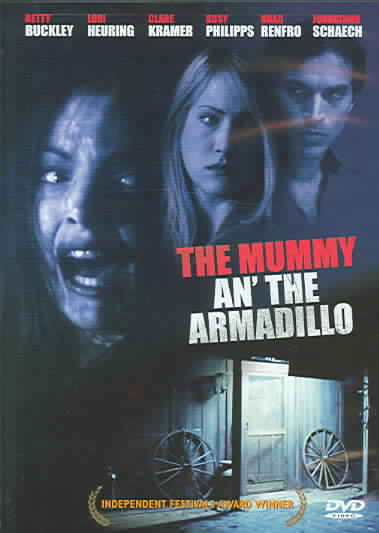 MUMMY AN THE ARMADILLO BY BUCKLEY,BETTY (DVD)
